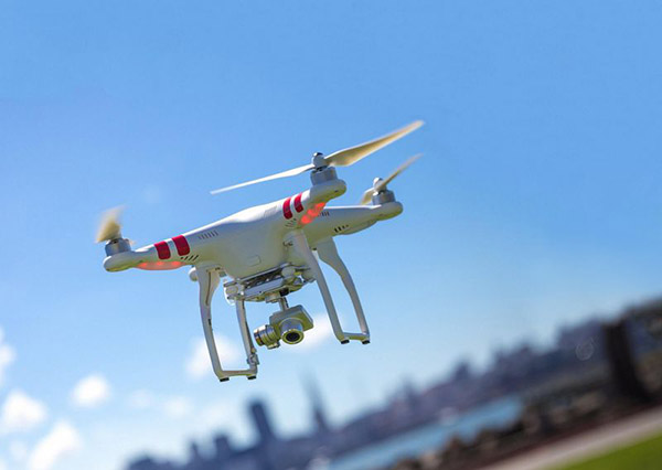 Government regulates UAV flight