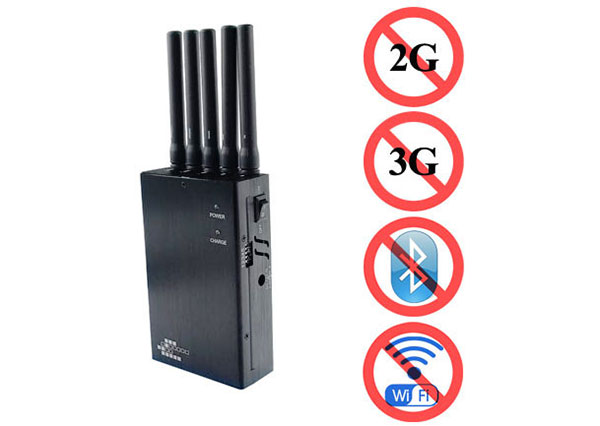 Mobile signals blocker
