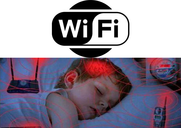 WIFI affects health