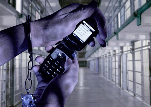 USA Prisons Cell Phone Jammers