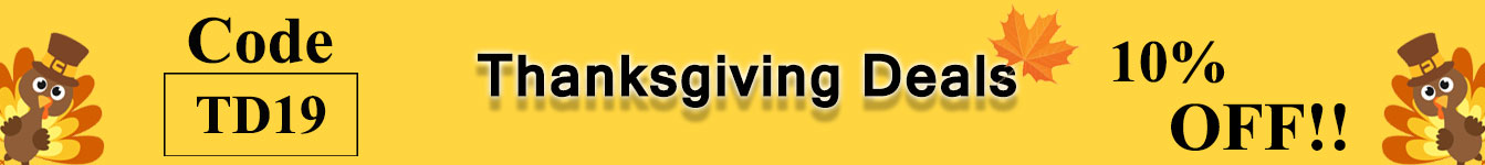 2019 Thanksgiving Deals