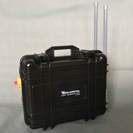 Drone  2.4G 5.8G GPS Jammer