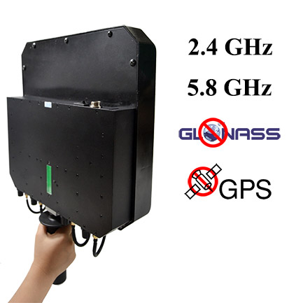 2.4 ghz jammer for sale | Plus Portable 6 Antennas Cell Phone Jammer Block 2g/3G/4G and LOJACK GPS WIFI Signals