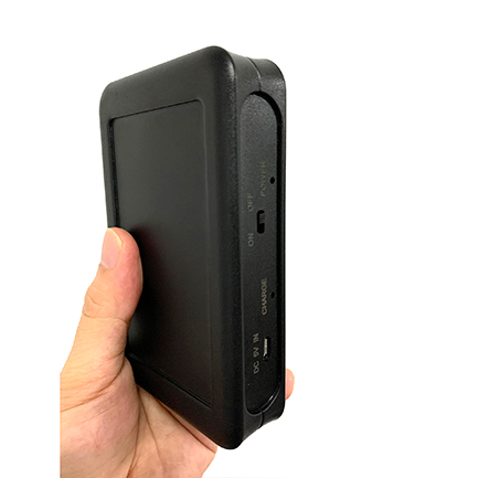 4 Bands Portable Cell Phone Jammer