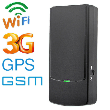 Hidden Mini GPS WIFI Jammer