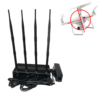 Portable 2.4GHz Drone Blocker