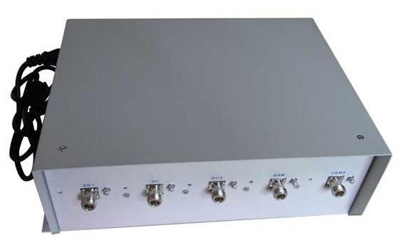 Five-Channel Signal Jammer