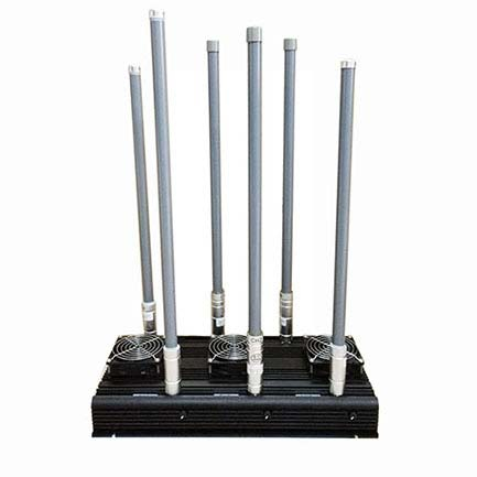 phone jammer ebay account - 12 Bands Multiple Frequencies Jammers Power Adjustable