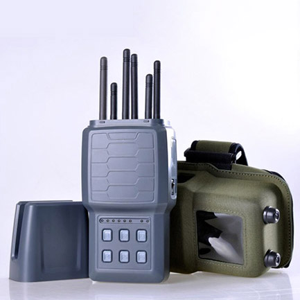 jammer gps gsm learn - Tactical Hidden High Power 6 Bands Signal Blocker Handheld Type