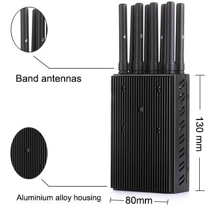 Best deal in mobile - Bluetooth Jammer| Wireless Video Audio Jammer | Handheld Jammer