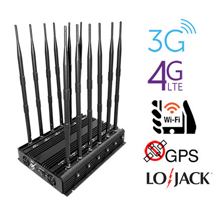 Super High Power Signal Jammer