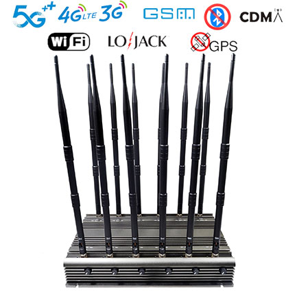 High Power 5G Cell Phone Jammers